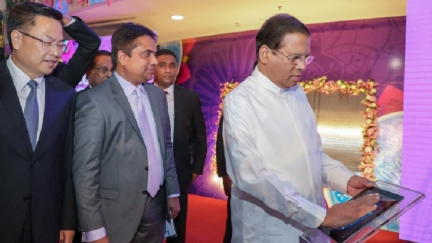 Lotus Tower declared open marking a evolution in telecommunication sector