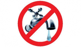 24-hour water cut in Colombo today