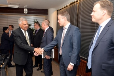 Finland Industry Federation members keen to invest in Sri Lanka