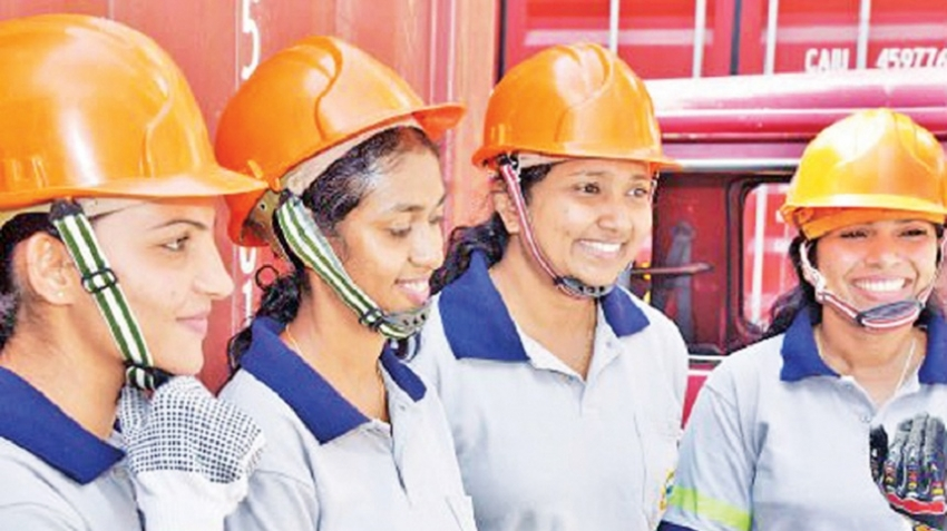 Port automation create more  opportunities for women