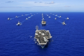 SL joins world's largest maritime exercise for the first time