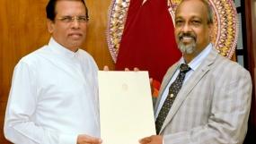 New Director General of Mahaweli Authority