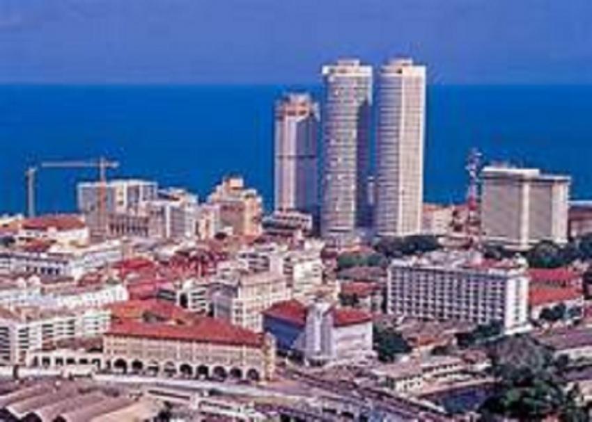 Lanka cities  larger than  population data suggestsd