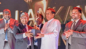 Entrepreneur of the Year award 2017 under President's patronage