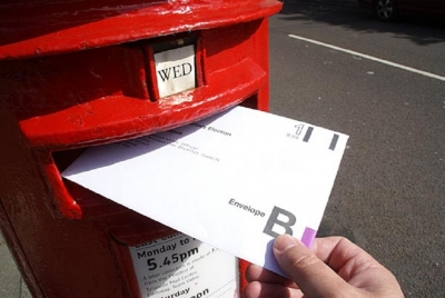 Elections Commission on applications for Postal Vote