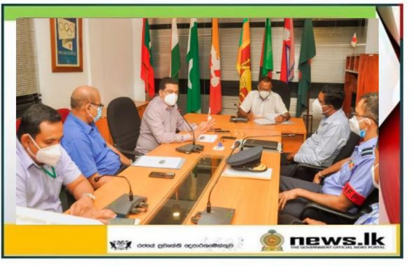 National Olympic Committee of Sri Lanka agrees to sponsor Beach Volleyball Women's Team for 2024