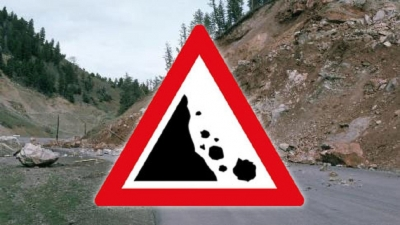 Landslide warning for Kegalle and Ratnapura districts