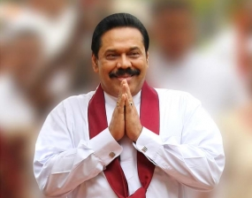 Mahinda throws gauntlet to politics of confusion