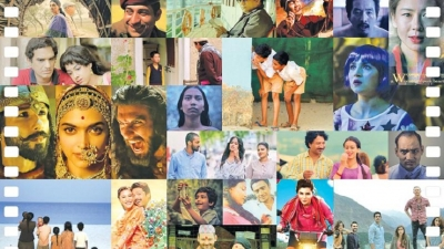 Films through the South Asian eye...