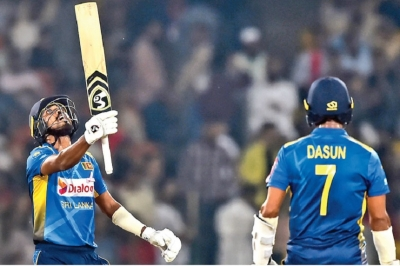Sri Lanka whitewash Pakistan in T20 series