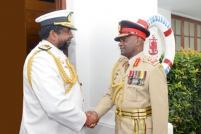 Army Commander calls on Navy Chief