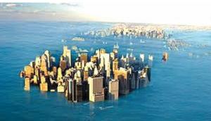 Small islands, rising seas