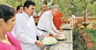 Sri Lanka to be Indian Ocean's principal focus: PM l