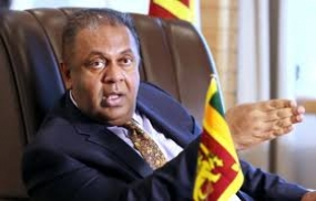 Special Statement by Hon Mangala Samaraweera Minister of Finance and Mass Media