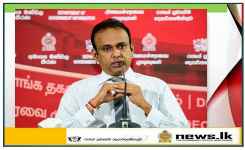 Rumours regarding the unavailability of Covid-19 vaccine for the second dose are baseless – Minister Ramesh Pathirana