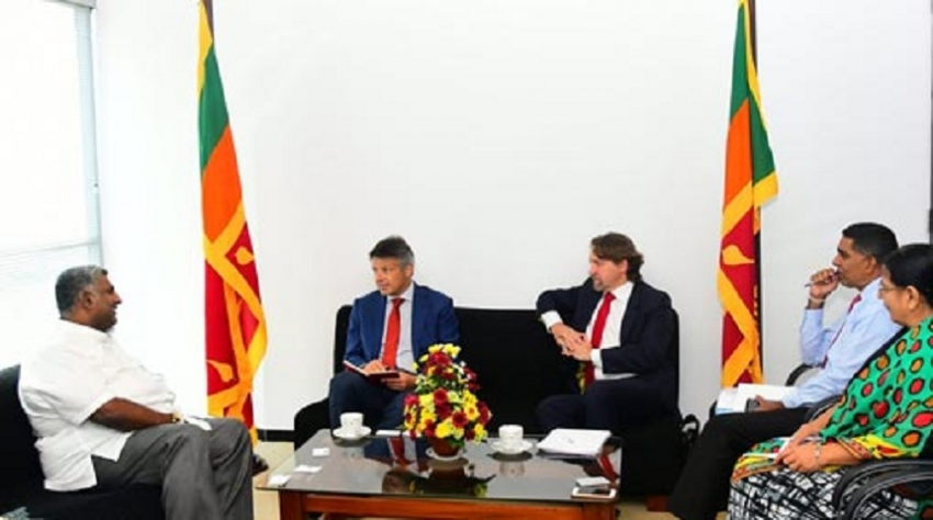 EU's GSP Plus to Sri Lanka to continue until 2023