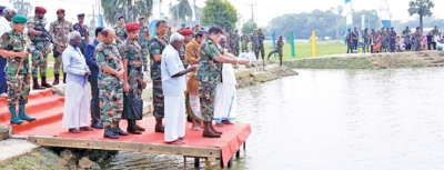 Renovated Periyakulam tank opened