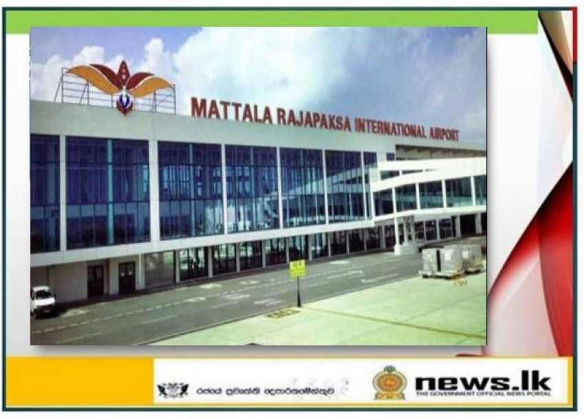 Approvals for Mattala and Ratmalana Airports for Technical Landings,Refueling,Crew Rest
