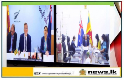 Sri Lanka and New Zealand inaugurate Foreign Ministry Consultations