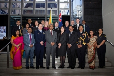 Defence Secretary leads delegation to Australia