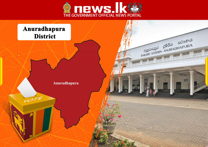 District : Anuradhapura Seat Allocation