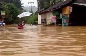 Water level increasing in several rivers: People warned of possible floods