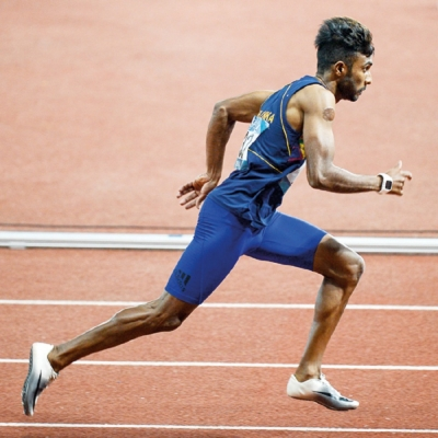 Sprinter Kalinga  exonerated of  charges