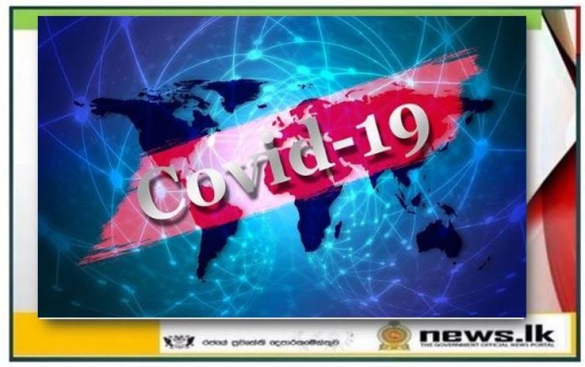 Divulapitiya and Peliyagoda Covid-19 clusters- total cases today- 553