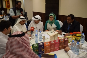 Sri Lanka Tea Board participates in Saudi Horeca Exhibition 2017