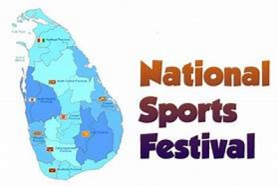 Western province won marathon at National Sports Festival