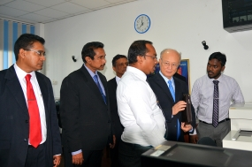 IAEA extends support to Sri Lanka's development