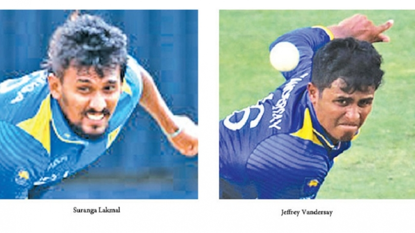 Lakmal, Vandersay recalled for SA T20I series