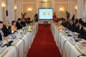 Fifth SL – Pak Foreign Office Consultations held
