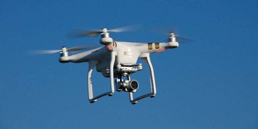 Drones allowed under strict conditions