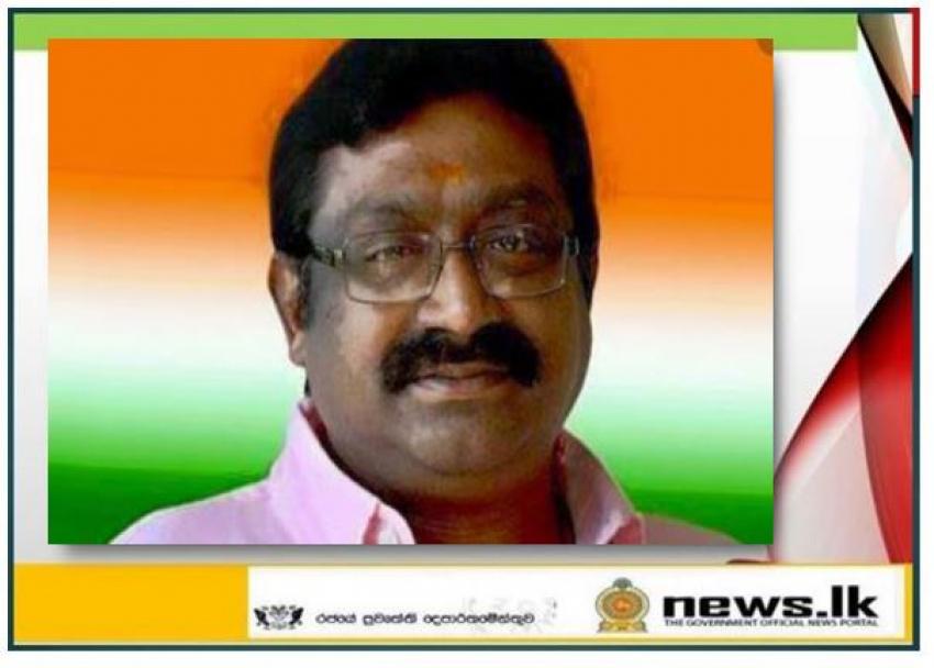 Minister Arumugam Thondaman passes away
