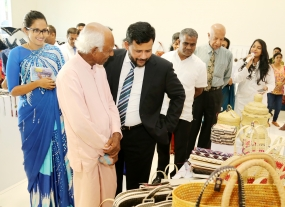 En vogue urbans enter Sri Lanka national crafts sphere for the first time