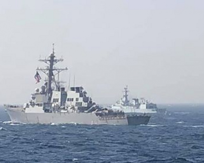 """Sayurala"" attends ""AMAN 2019"" Multinational Naval Exercise"