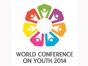Role of Youth in Peace building Discussed at WCY 2014