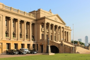 Presidential Secretariat rejects report of security threat