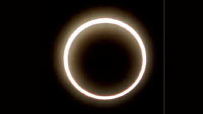 Solar Eclipse on December 26 (Boxing Day)