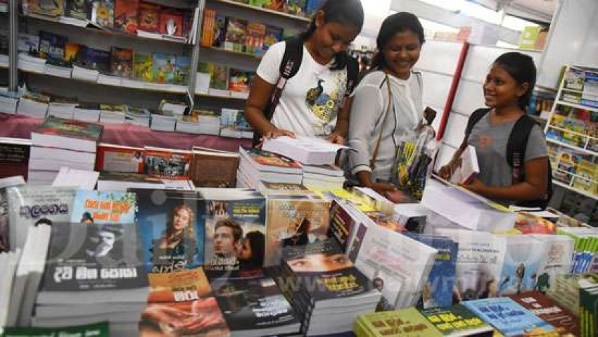 Colombo Int'l Book Fair begins