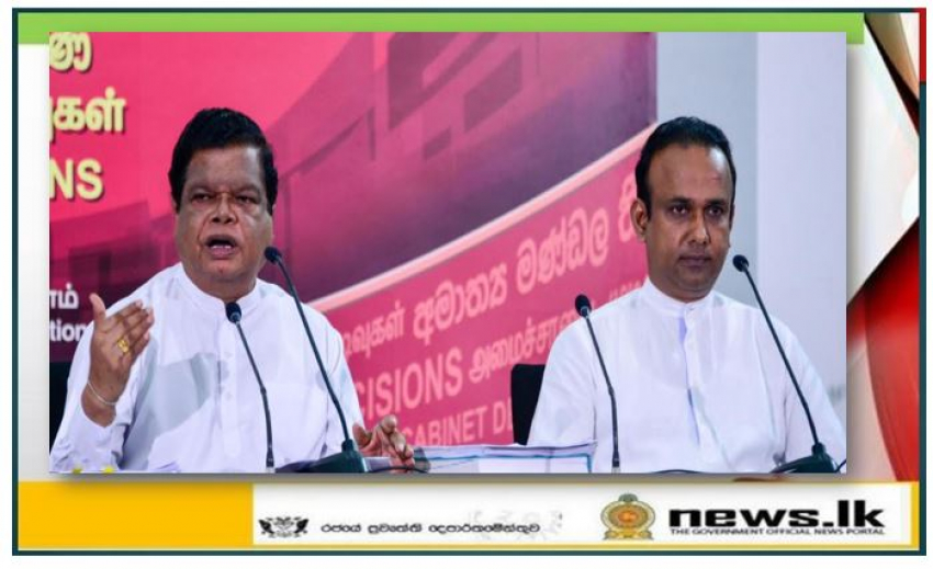 Government will not bow down to rice mafia – Min. Bandula Gunawardane