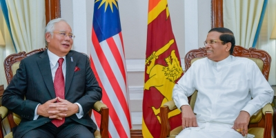 Malaysian PM meets President
