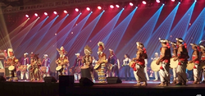Digitally-Choreographed CDS Cultural Showpiece Held
