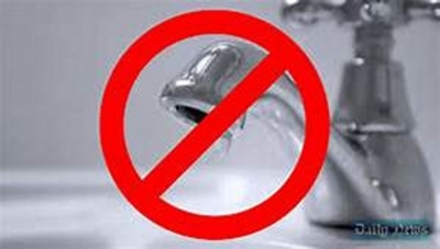 24-hour water cut in Gampaha District today