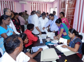 Over 200 returnees apply for Sri Lankan citizenship at Mannar ICMC