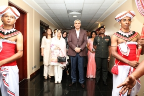 Pakistan Army Chief on goodwill tour arrives in Sri Lanka