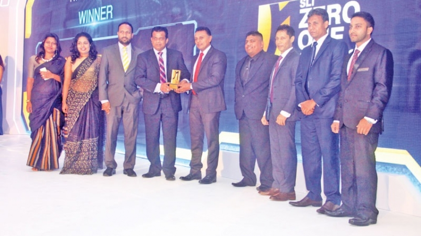 Telecom hosts Zero One Awards for Digital Excellence