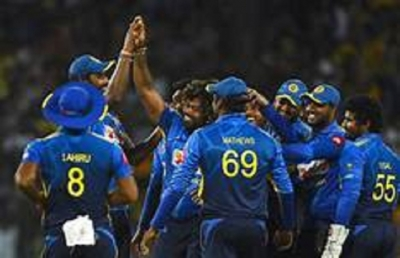 Sri Lanka ended five-year isolation from international cricket