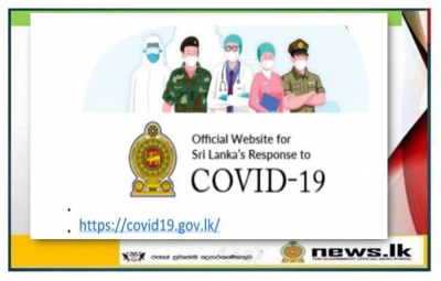 National Website for COVID -19 response